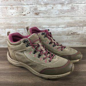 Vionic Water-Resistant Hiking Sneakers Cypress 10